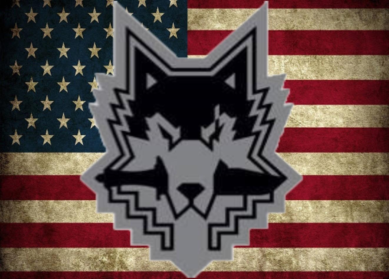 Flag Wolf 2